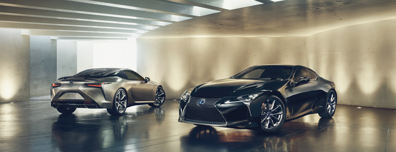 Lexus Current Ad