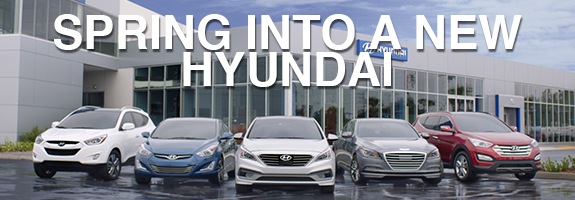 Courtesy Hyundai Spring Sale