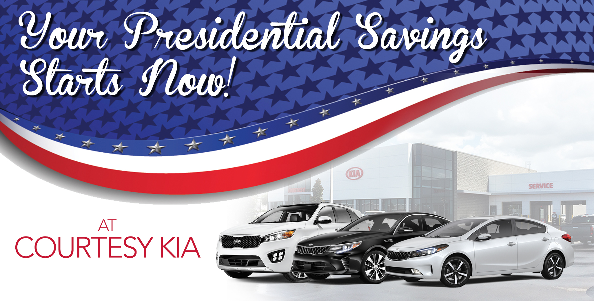Courtesy Kia Presidents Day Deals