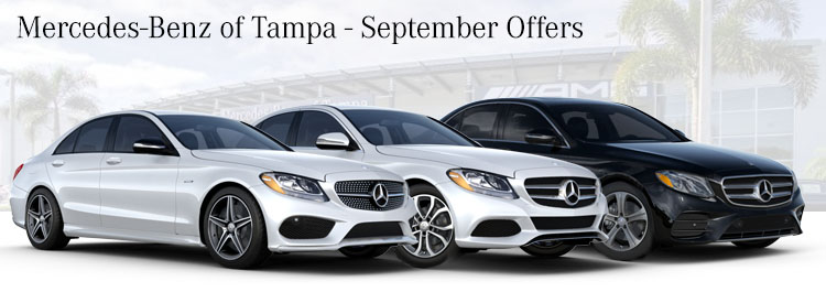 Mercedes Benz of Tampa Offers