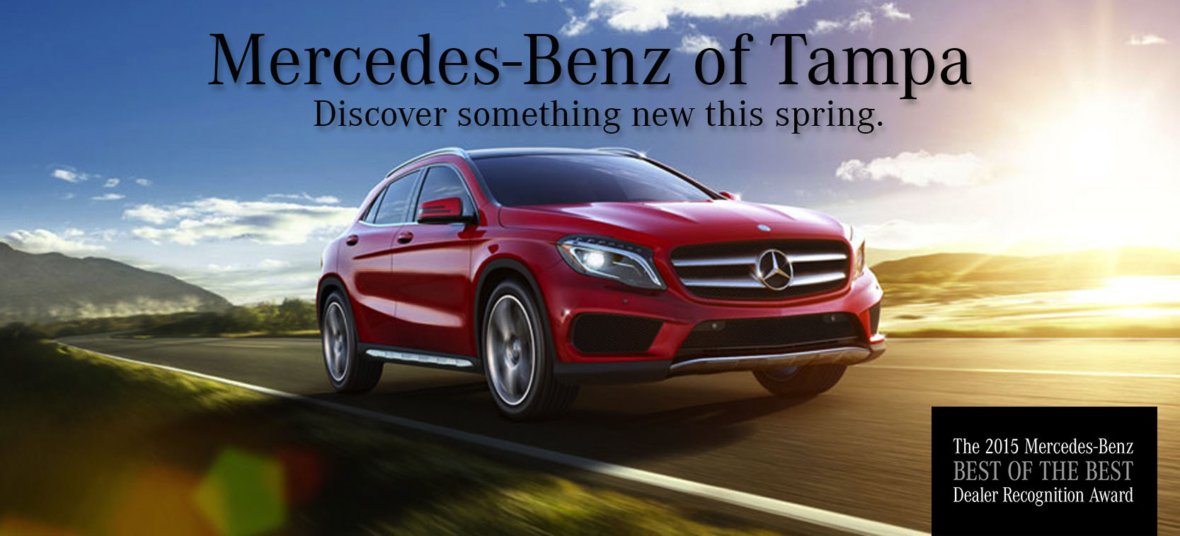 Mercedes Benz of Tampa New Vehicle Sale