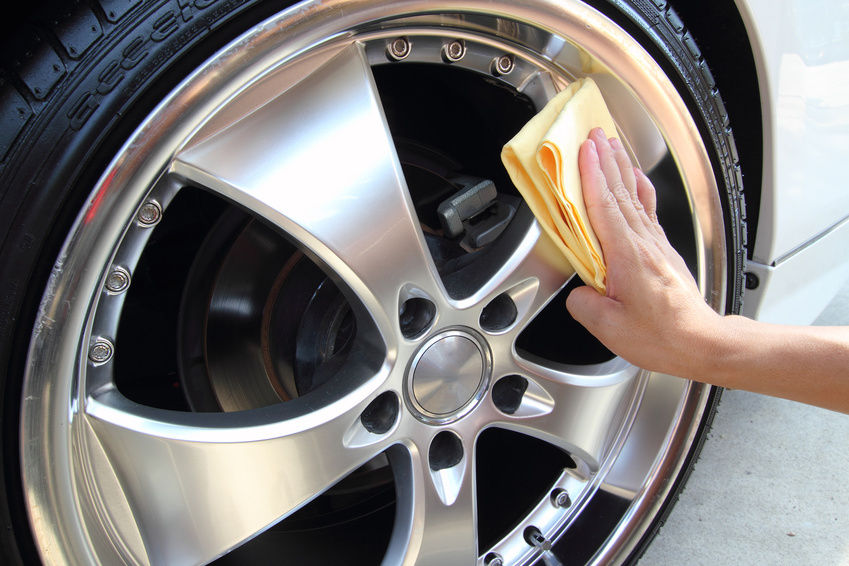Cleaning Rims