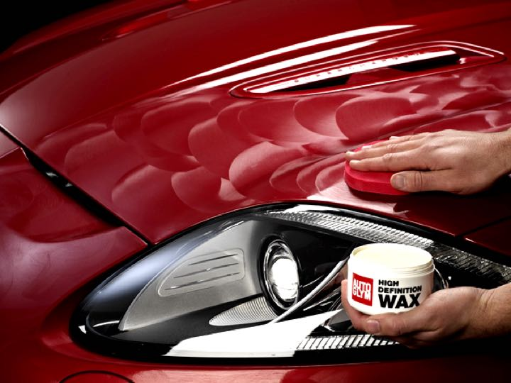 Show How To Wax Car