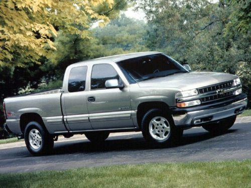 1999 Chevolet Silverado Pewter