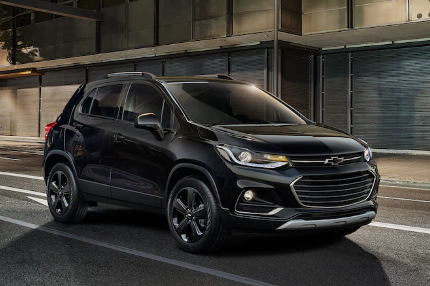 2018 Chevrolet Trax Blacked Out edition