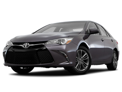 2016 Toyota Camry SE at Toyota of Greenville
