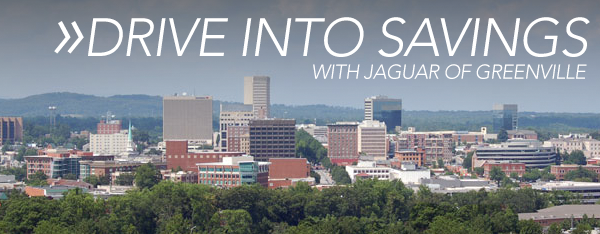 Drive Into Savings With Jaguar of Greenville!