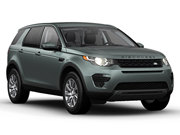 2016 Land Rover Discovery Sport at Land Rover Greenville