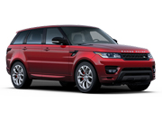 2016 Range Rover Sport HSE at Land Rover Greenville
